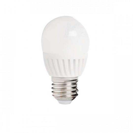 Ampoule LED E27 8W G45 équivalent à 60W - Blanc Naturel 4000K