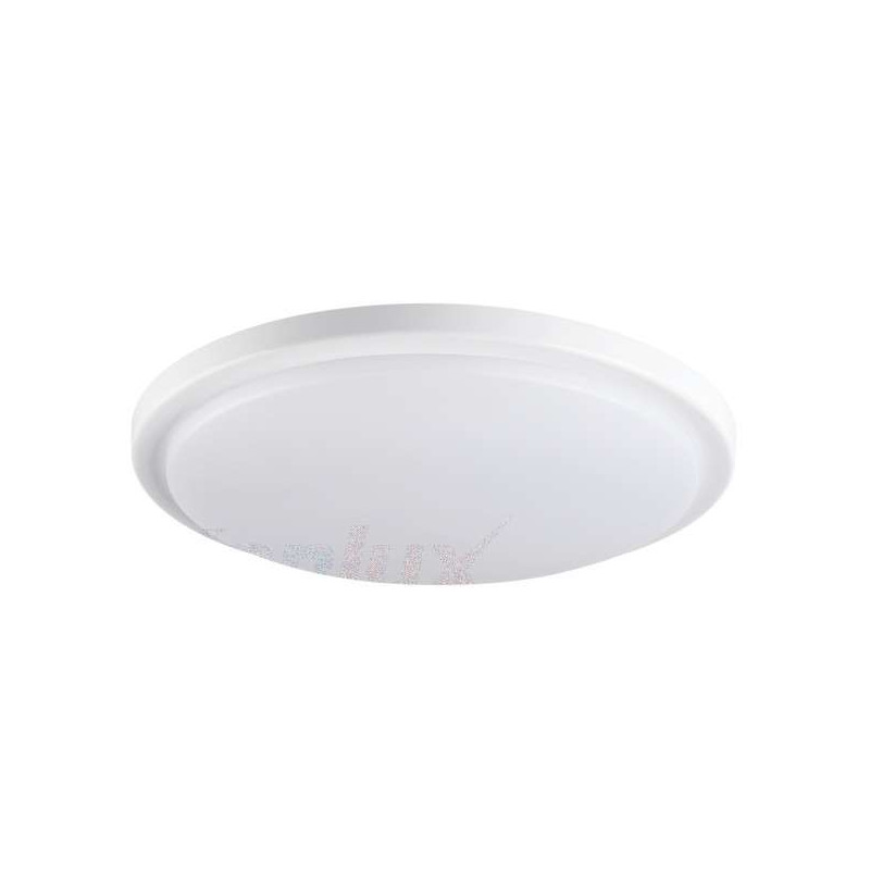Plafonnier LED 24W étanche IP54 rond...