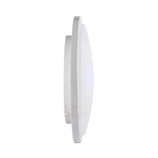Plafonnier LED 24W étanche IP54 rond ∅288mm Blanc - Blanc Naturel 4000K
