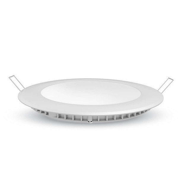 Plafonnier led Rond 6W extra plat (eq 50W) encastrable