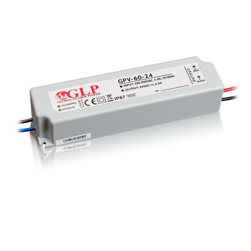 Alimentation LED DC 24V 150W IP67