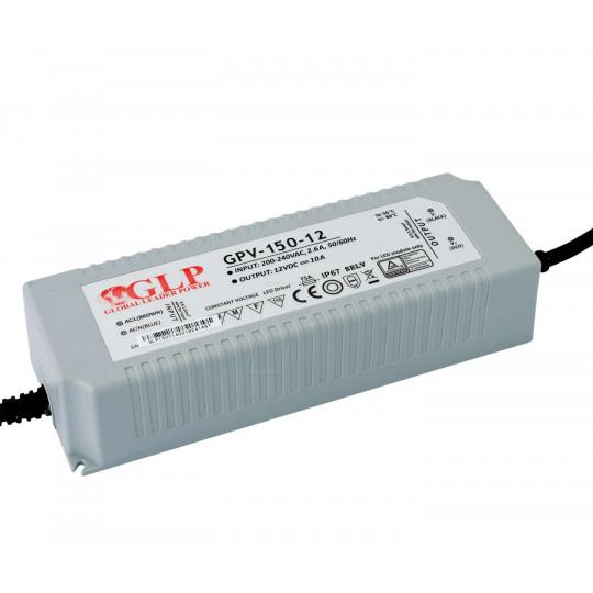Alimentation LED DC 12V 150W IP67