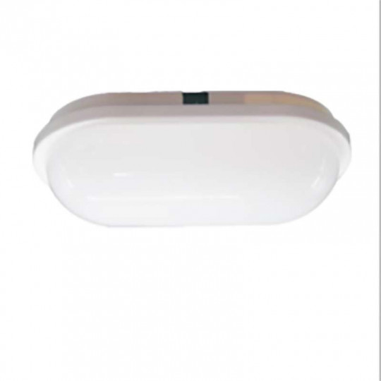 Applique Hublot Ovale LED 15W étanche IP65 équivalent 100W