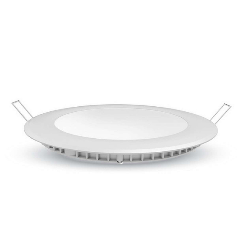 Plafonnier led Rond 18W extra plat (eq 150W) encastrable
