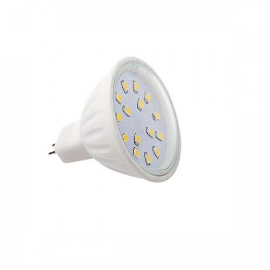 Ampoule LED Gx5,3 4,5W MR16 équivalent à 35W - Blanc du Jour 6500K