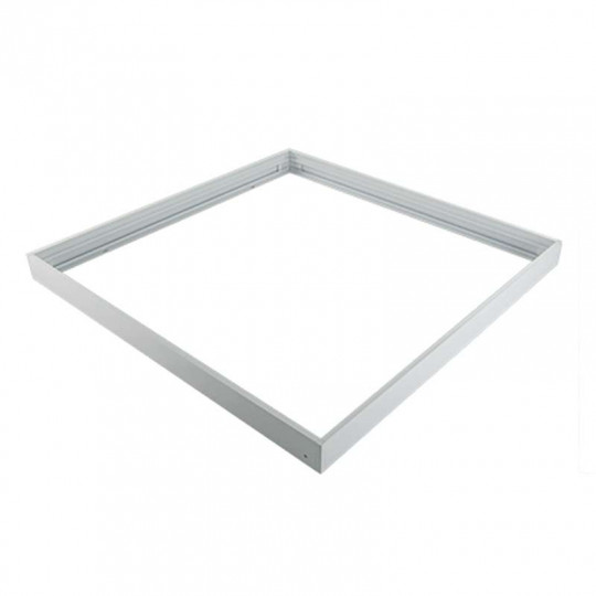 Kit d'installation en saillie pour plafonnier LED 600*600