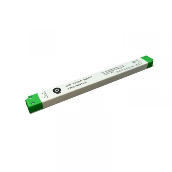 Alimentation LED 100W 12VDC 8,3A FTPC100V12 IP20