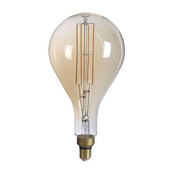 Ampoule LED PS160 8W Dimmable - E27 - Vintage Géante filament