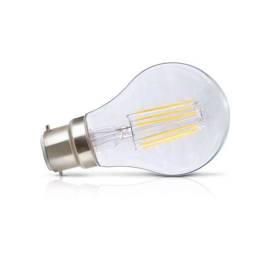 AMPOULE LED B22 FILAMENT BULB 8W