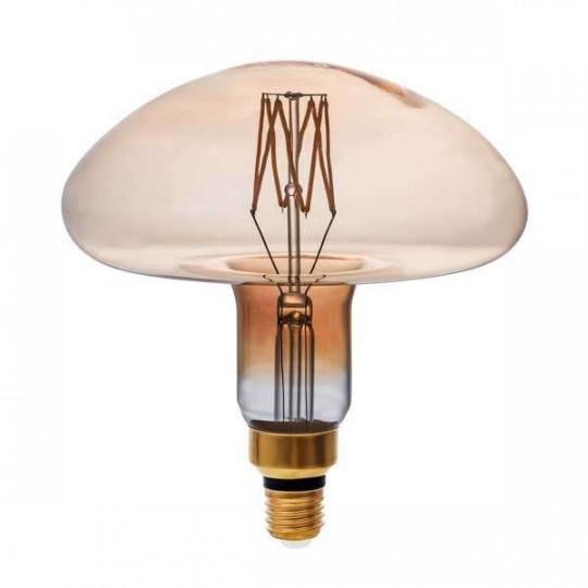 Ampoule LED MS200 8W Dimmable - E27 - Vintage Géante Champignon