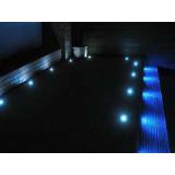 Kit Spots LED RGB Multicolore Encastrables Ronds Extra Plats SP-R07