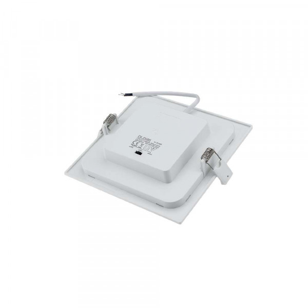 Downlight carré 6W 450lm Dimmable CCT IP44
