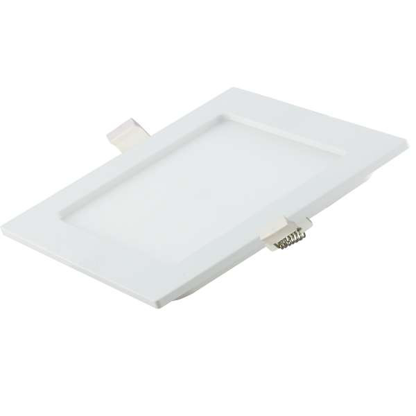 Downlight carré 12W 950lm Dimmable CCT IP44