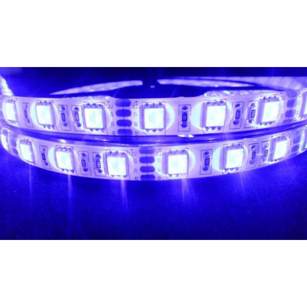 Ruban LED 5m 5050 IP20 RGB 14W/m