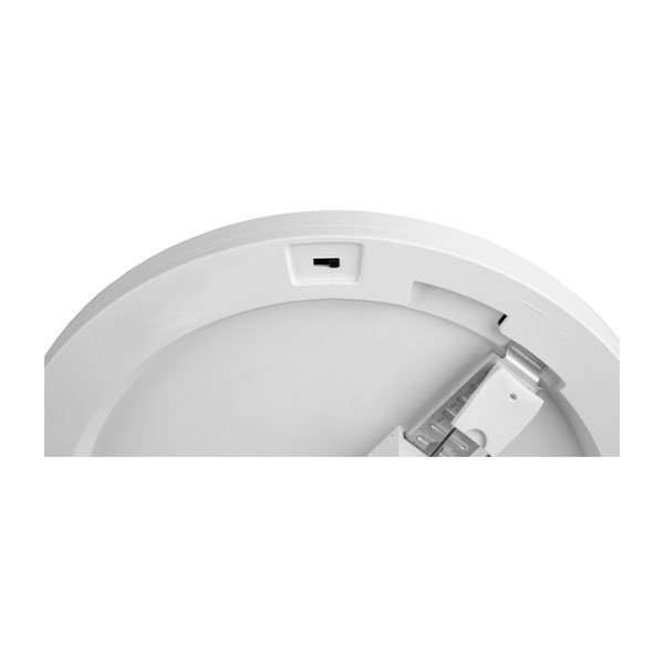 Plafonnier LED en saillie 18W CCT 3000-6000K ф225x19mm