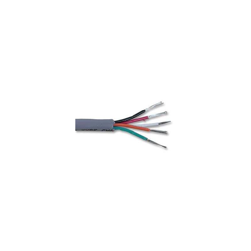 Câble pour ruban LED RBGw (5 fils)