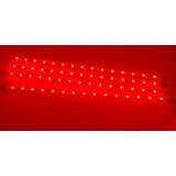 Kit 4 réglettes LED RGB avec télécommande