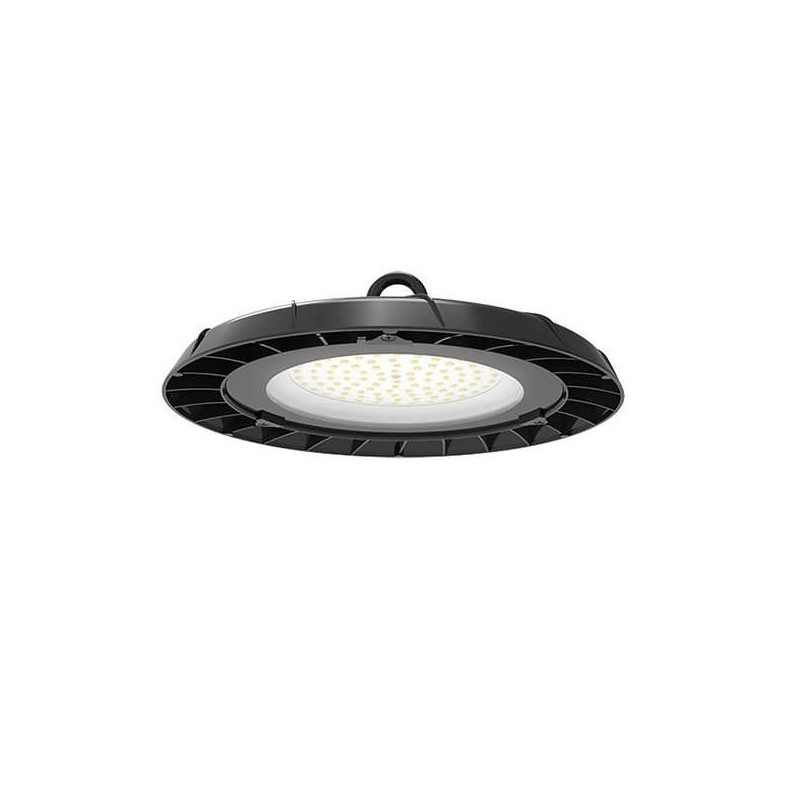 Cloche Highbay LED 200W 17000lm 90° étanche IP65