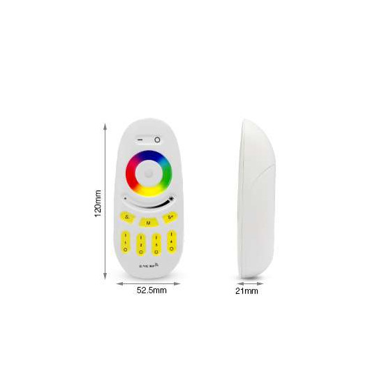 Télécommande LED RGBW...