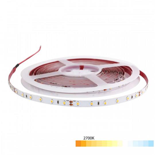 Ruban LED Blanc 24V 60LED/m...