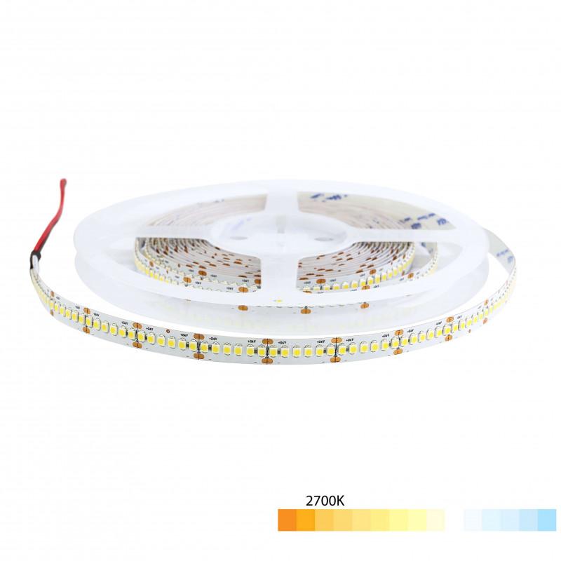 Ruban LED Blanc 24V haute luminosité...