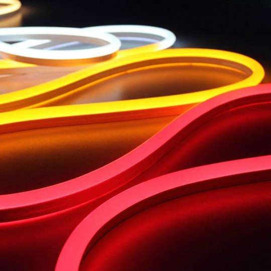 Néon LED Flexible RGB Lumineux 1m
