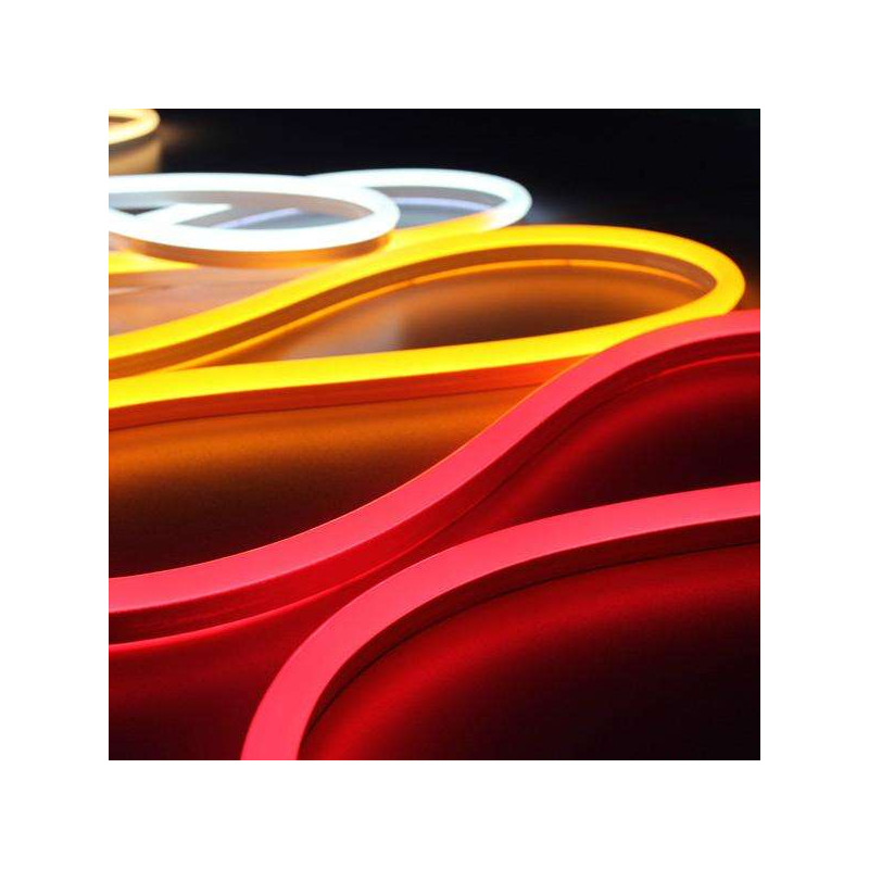 Néon LED Flexible RGB lumineux