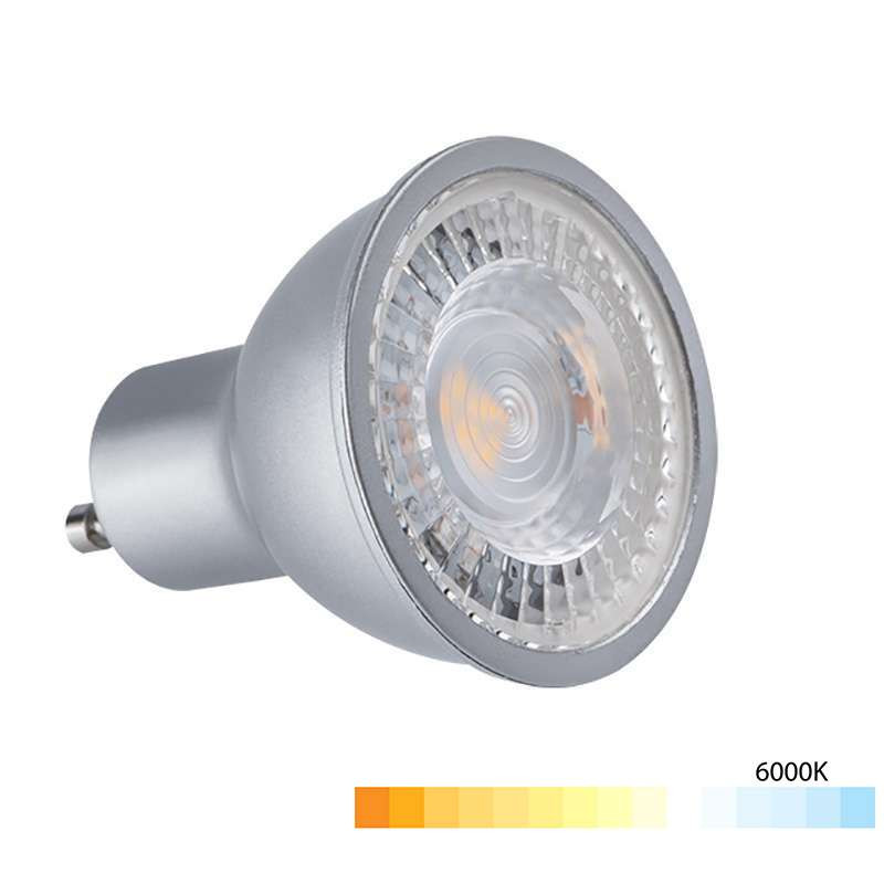 Lampe LED GU10 7W Dimmable angle...