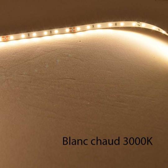 Ruban LED Blanc 120 LED/m...