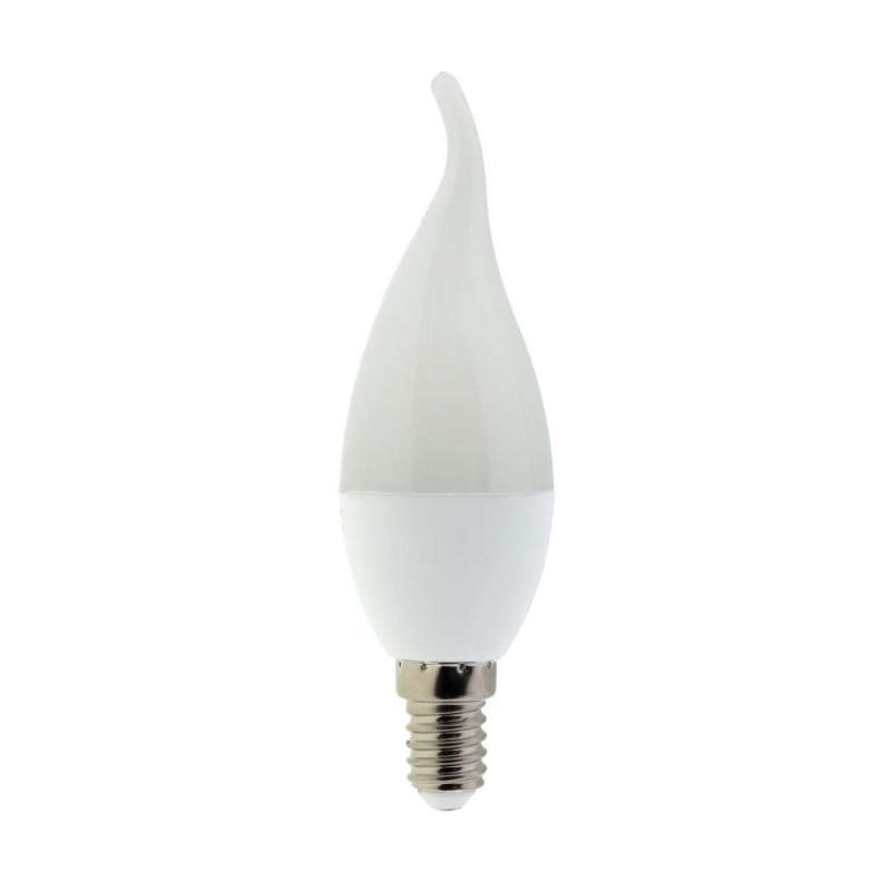 Ampoule LED E14 6W Flamme coup de...
