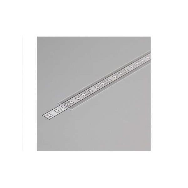 Diffuseur Transparent 2m pour Profilé LED 15,4mm