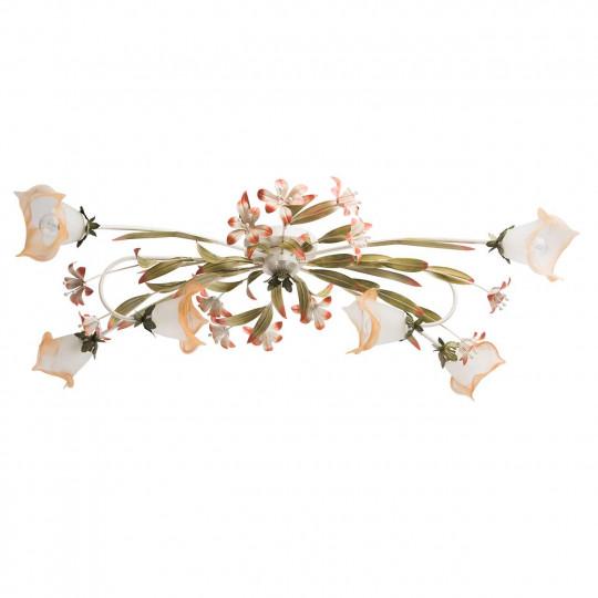 Luminaire Flora Verona 6 branches pour ampoules E14 1340506