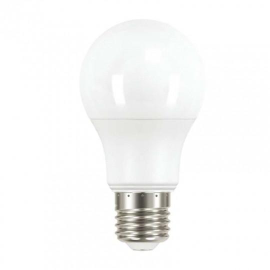 Ampoule LED E27 9W Équivalent 50W A60 - Blanc Chaud 2700K