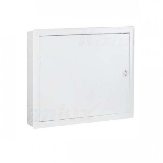 Tableau Électrique encastrable Blanc 2x24P Modules