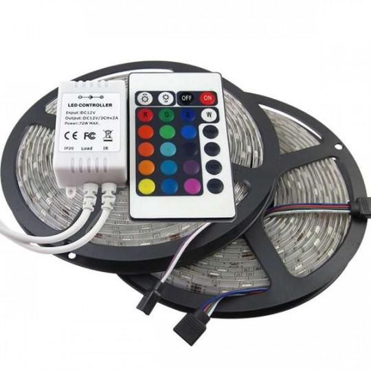 Ruban LED 5m 300 LED...