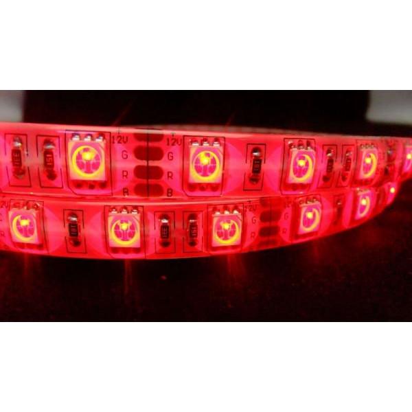 Ruban LED,Azhien Bande LED 5m RGB avec Telecommande,5050 Bandes LED Lumineuse avec 16 Changements de Couleur,4 Modes pour Maison,Chambre,Television,Decoration Darmoire,F/ête