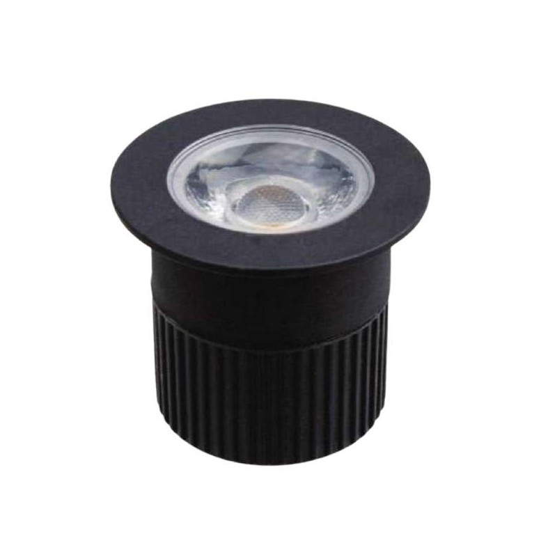 Spot LED encastrable RGB 9W étanche...