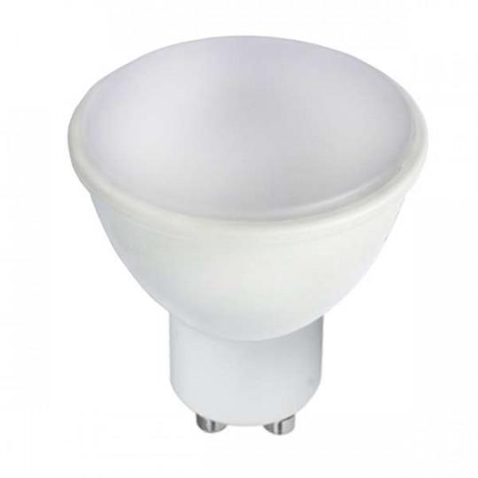 Spot LED Dimmable GU10 7W équivalent à 50W - Blanc Naturel 4500K