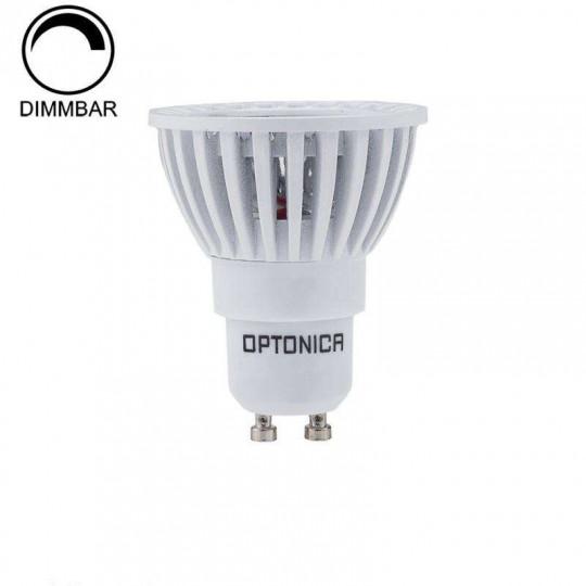 Spot LED Dimmable GU10 6W Blanc équivalent à 35W - Blanc Naturel 4500K