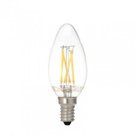 Ampoule LED E14 C35 4W équivalent à 32W - Blanc Naturel 4500K
