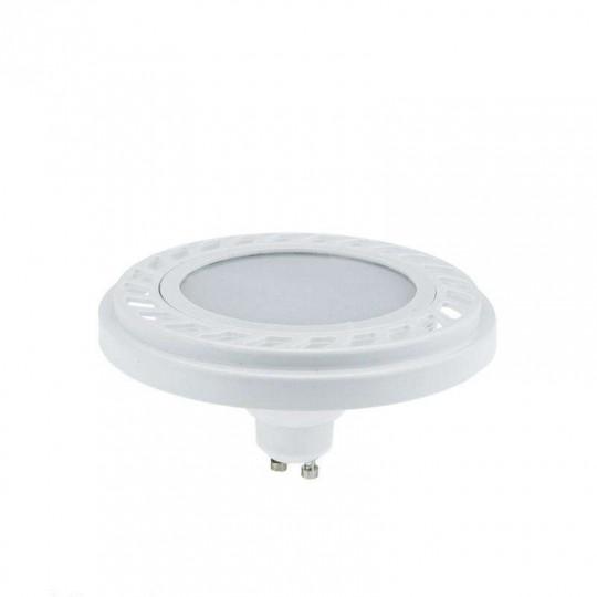 Spot LED GU10 AR111 9W Blanc équivalent à 55W - Blanc Naturel 4500K
