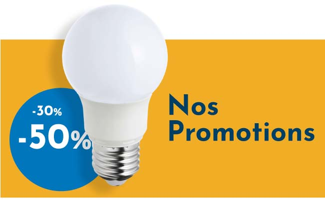 Promotion chez Le Club LED