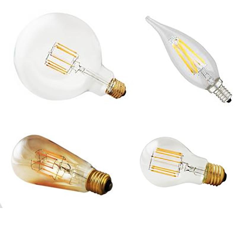 qu est ce qu une ampoule led filament blog le club led. Black Bedroom Furniture Sets. Home Design Ideas