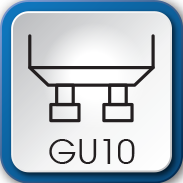 Culot GU10