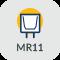Spot LED MR11