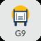 Culot G9 - Pins espacés de 9mm