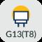 Tube T8 (G13)