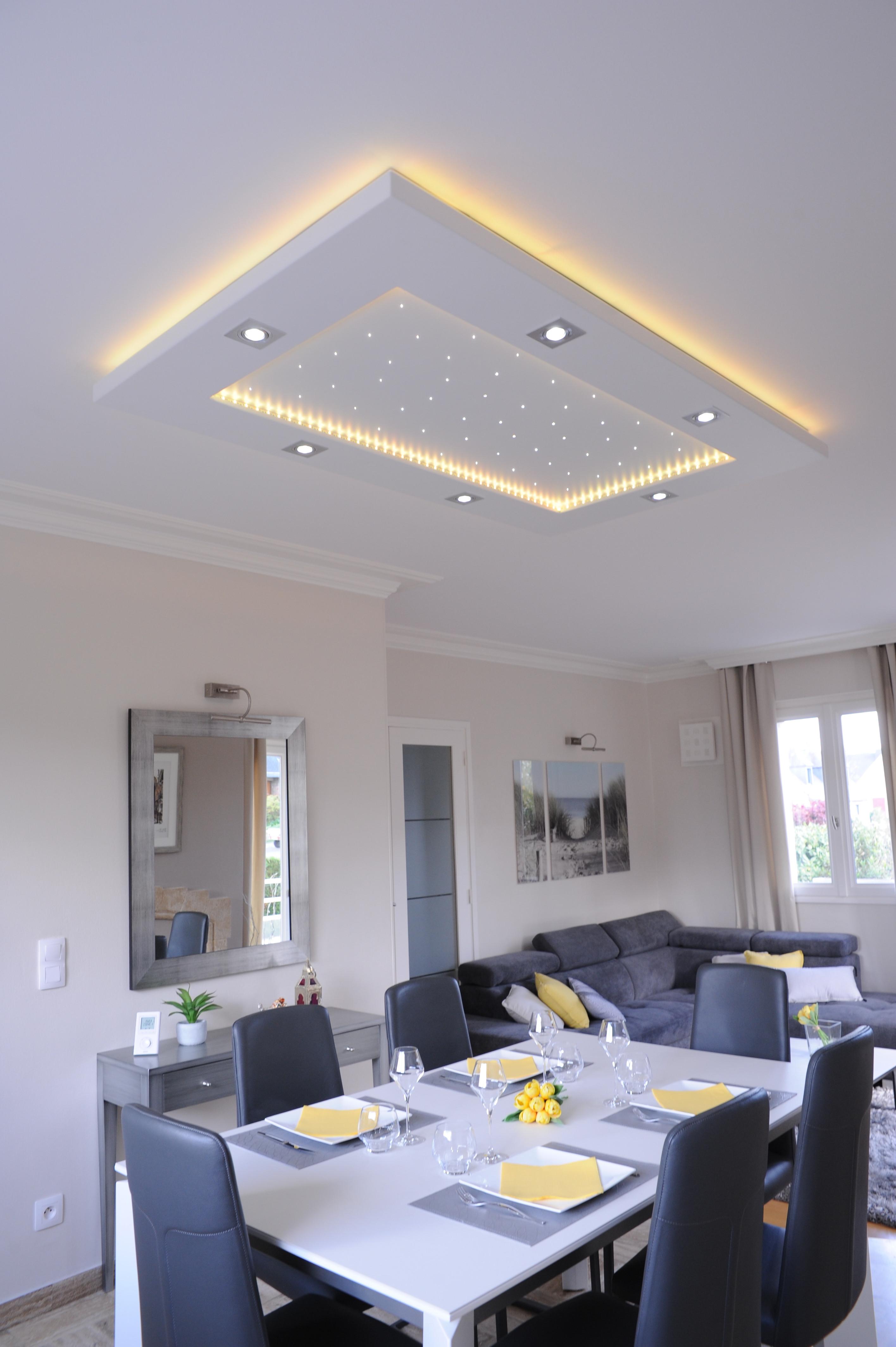 Sublimez votre intérieur avec les plafonniers Luminnov Le Club LED