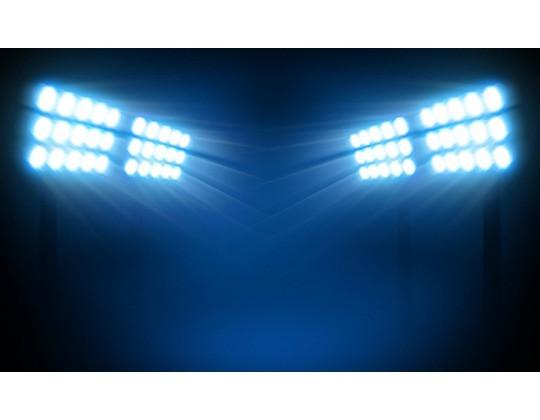 Sécuriser un espace avec des projecteurs LED Le Club LED